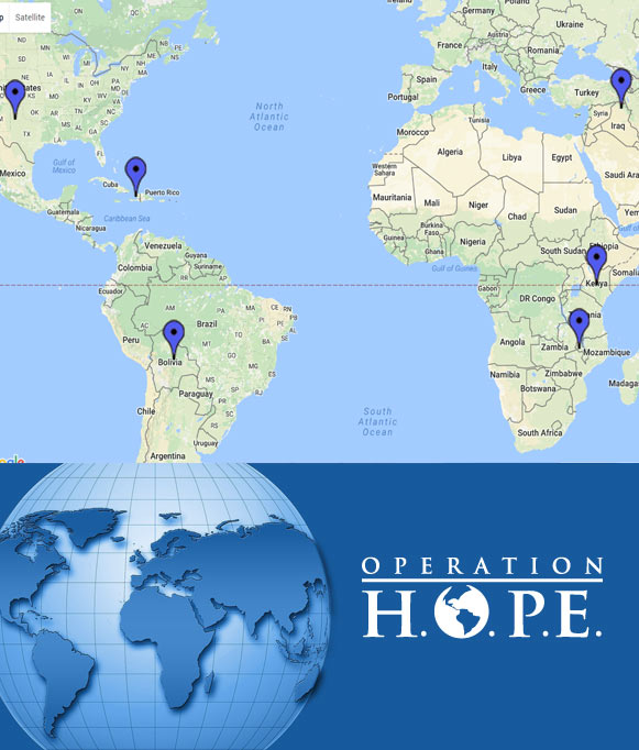 International missions operation hope usa other countries publicscrutiny Gallery